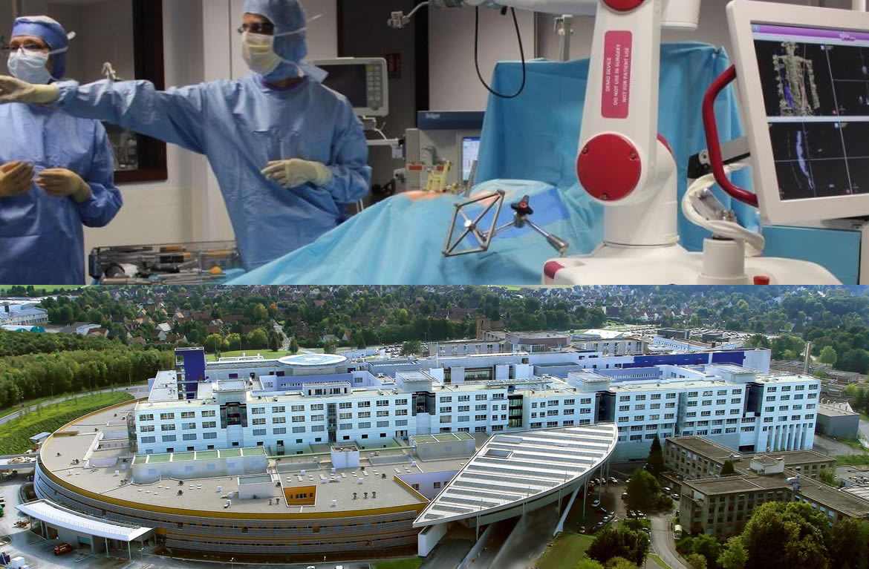 Younger surgeons training